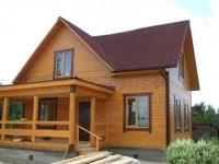Каркасные дома и дома из профилированного бруса