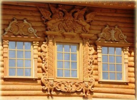 Украшение деревянных домов
