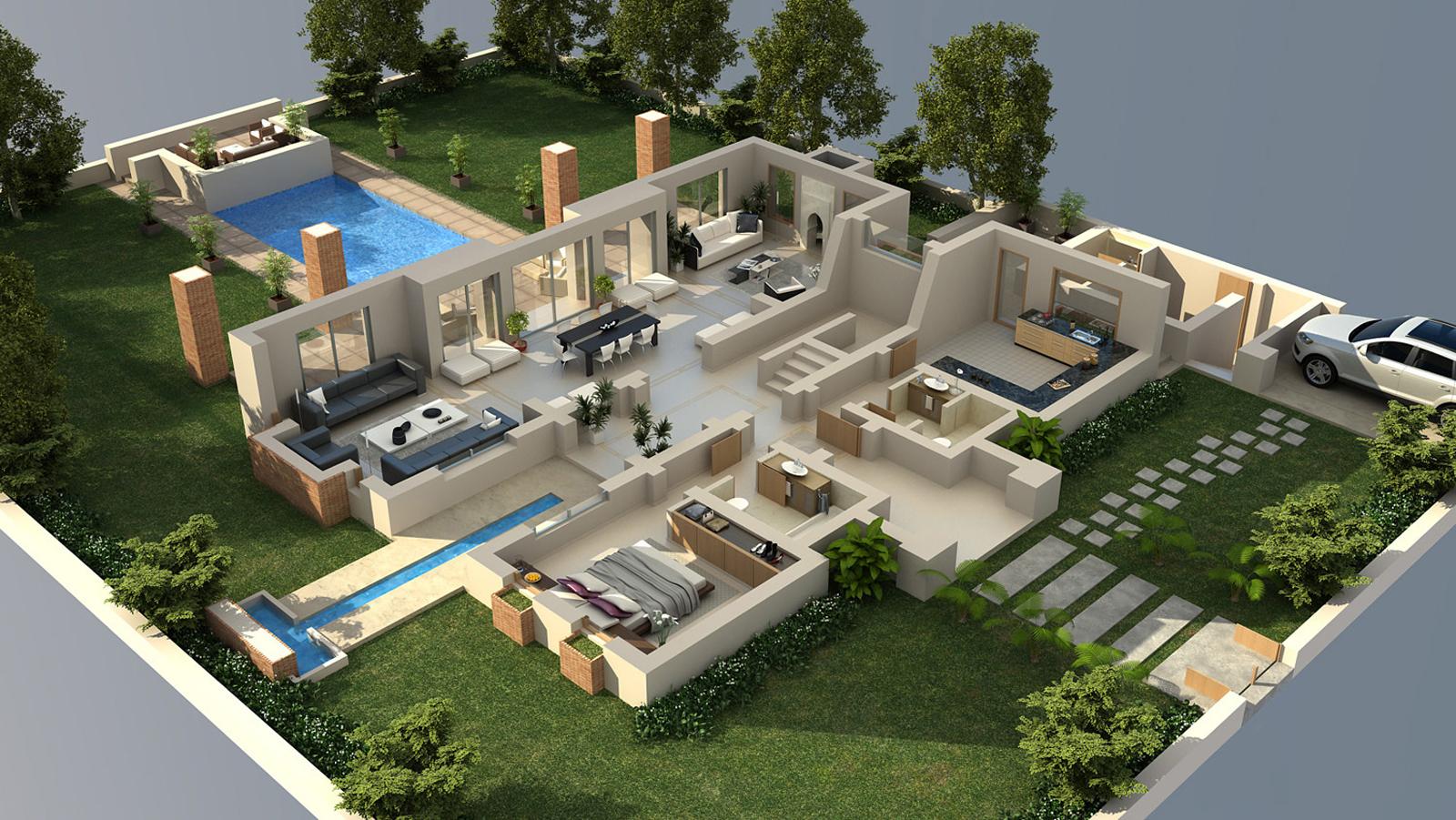 Проектирование домов1