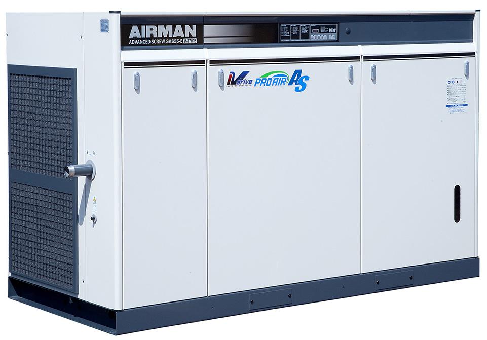 электрические винтовые компрессоры AIRMAN