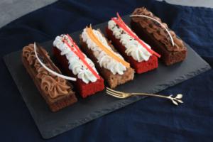 Приготовление пирожных