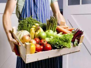 Овощи с доставкой на дом