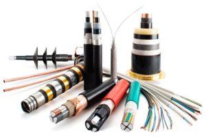Применение кабельно — проводниковой продукции