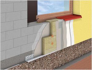 Преимущества наружного утепления фасадов