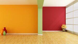 Преимущества краски для стен и потолков