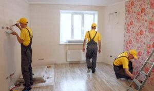 Преимущества ремонта квартир от АСК Триан