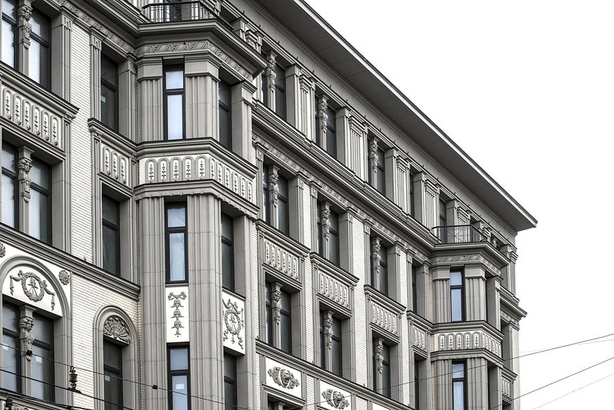 Стеклофибробетон от производителя в Москве